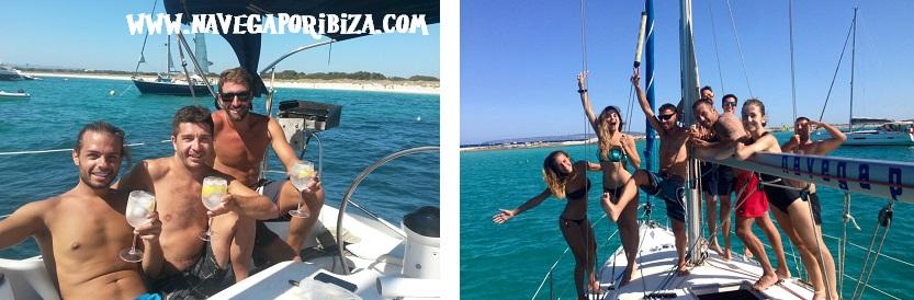 ofertas alquiler barco ibiza y Formentera