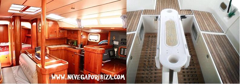 barco para alquilar en ibiza y formentera