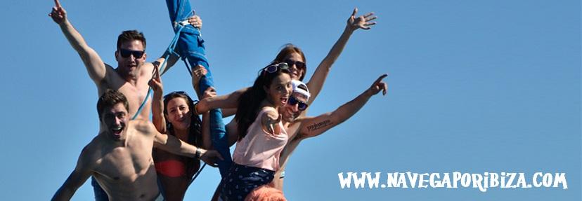 navega por ibiza y Formentera alquiler barco ibiza