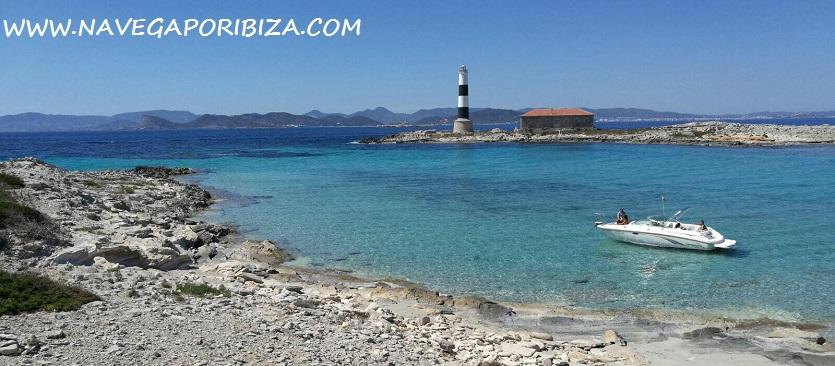 playas bonitas en Formentera