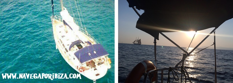 barco 12 metros alquiler barco ibiza