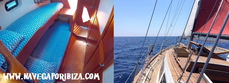 barcos para alquilar en ibiza y formentera