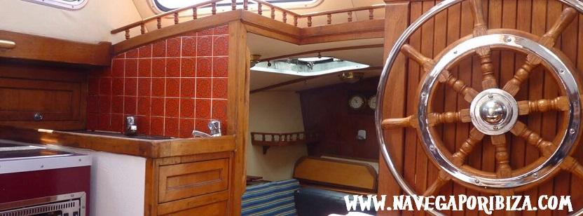 barcos para alquilar en ibiza con y sin patrón