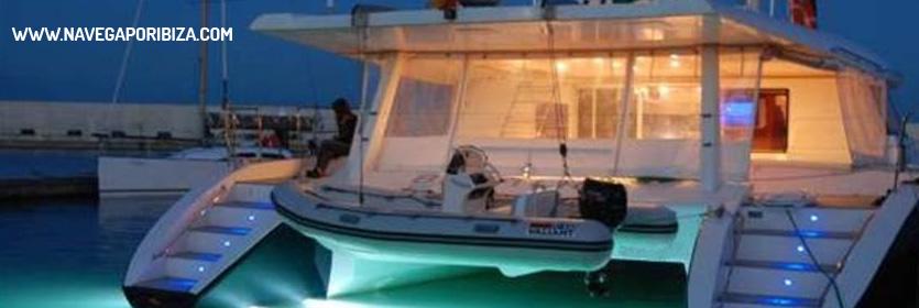 barco grande para alquilar en ibiza y formentera